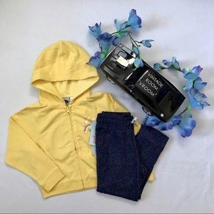Athletic Works and Cat & Jack New Outfit Girls 3T